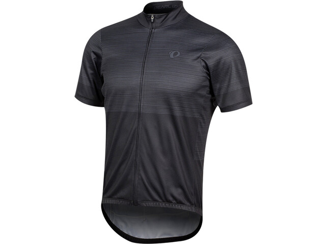 PEARL iZUMi Select LTD Maillot Hombre, black stripe